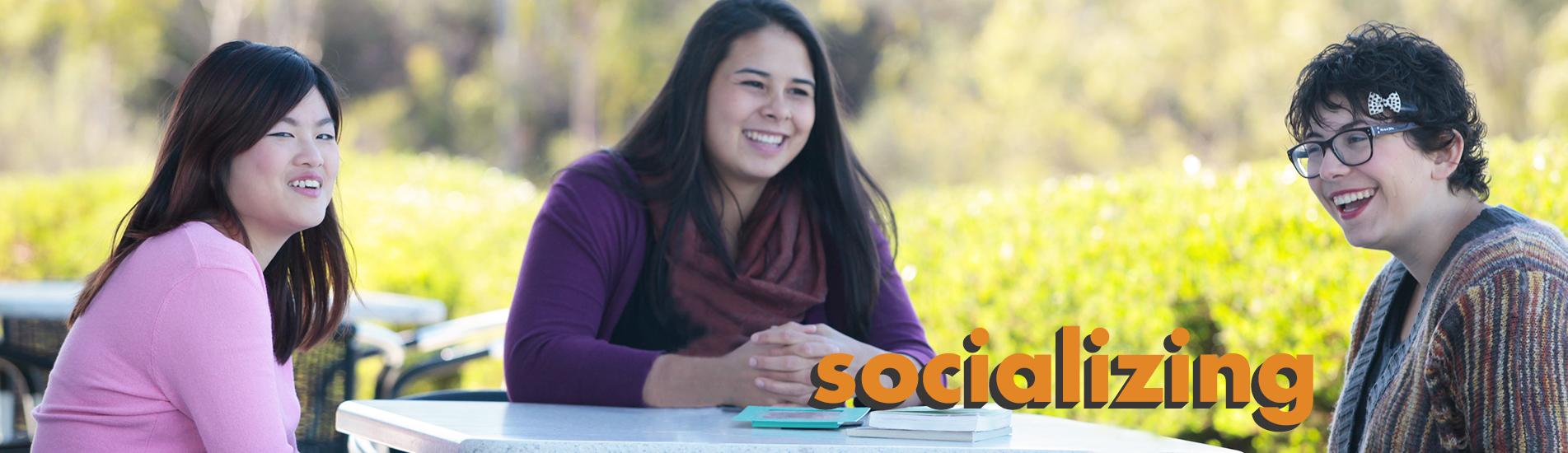 Socializing Slider